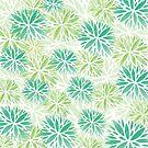 Pom Floral Green by LemonLovegood