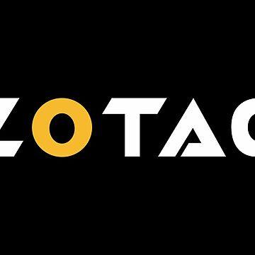 Zotac Logo Merchandise by KathyDykes