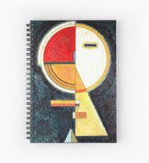 Kandinsky - Unstable Compensation Spiral Notebook