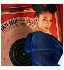 BOA ONES SHOT TWO SHOT Poster