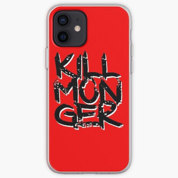 Killmonger iPhone Soft Case