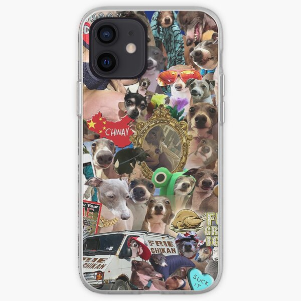 Jenna Marbles Kermit Collage iPhone Soft Case