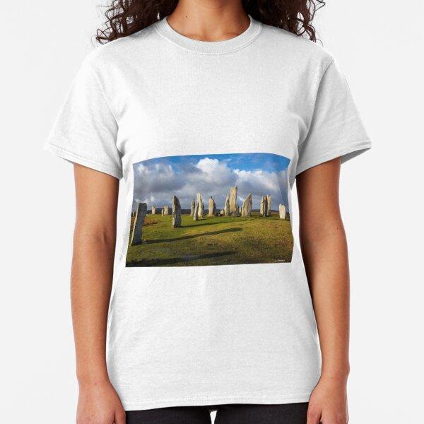 Standing Stones of Callanish Classic T-Shirt