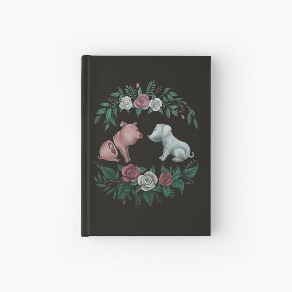 Fuck Speciesism -  Kunst für Tierrechte Notizbuch