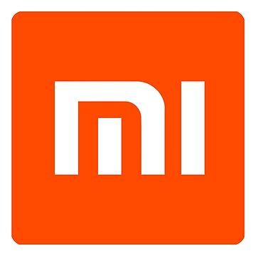 Xiaomi Logo Merchandise by HerbertPainter