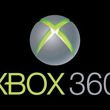 XBOX 360 Merchandise by HerbertPainter