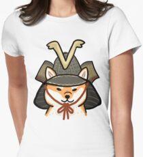 Shiba Inu Women's Fitted T-Shirt
