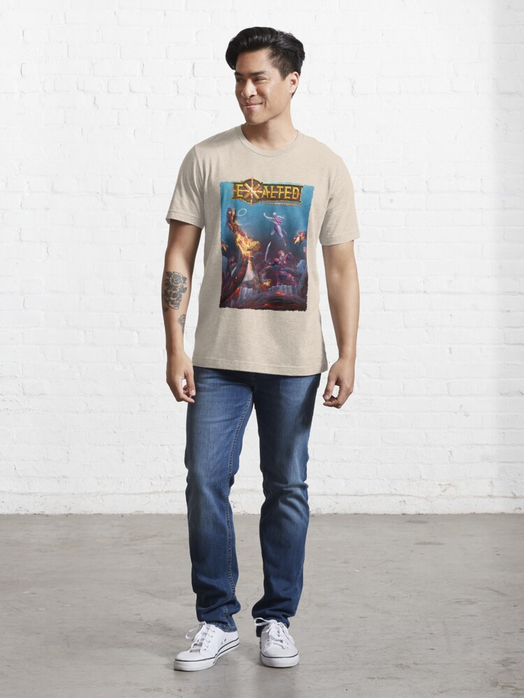 Alternate view of Exalted Art: Tomb of Dreams 1 Essential T-Shirt