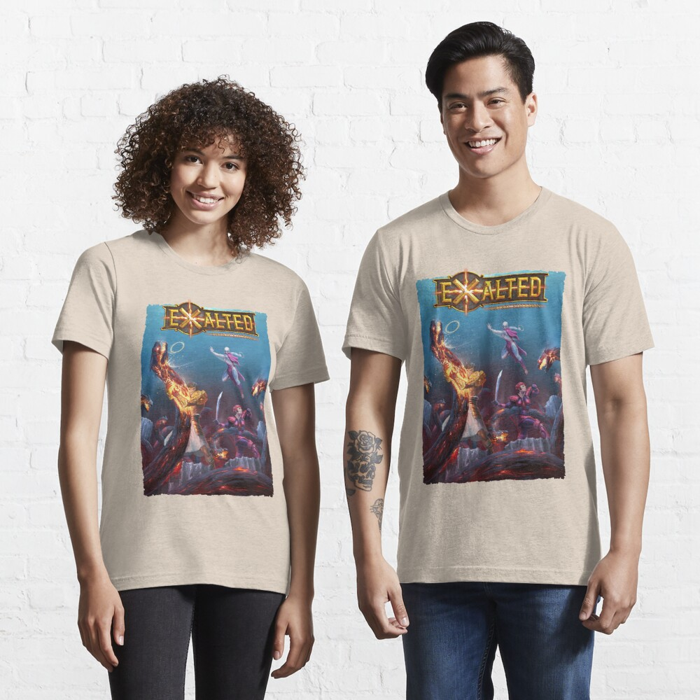 Exalted Art: Tomb of Dreams 1 Essential T-Shirt