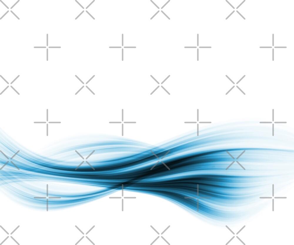 wave pattern  by Olga Altunina