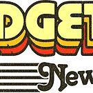 Bridgeton, New Jersey | Retro Stripes by retroready
