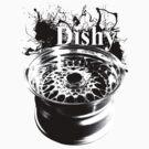 Dishy by Carl Eyre