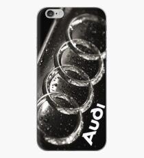 Audi Logo 3D iPhone Case