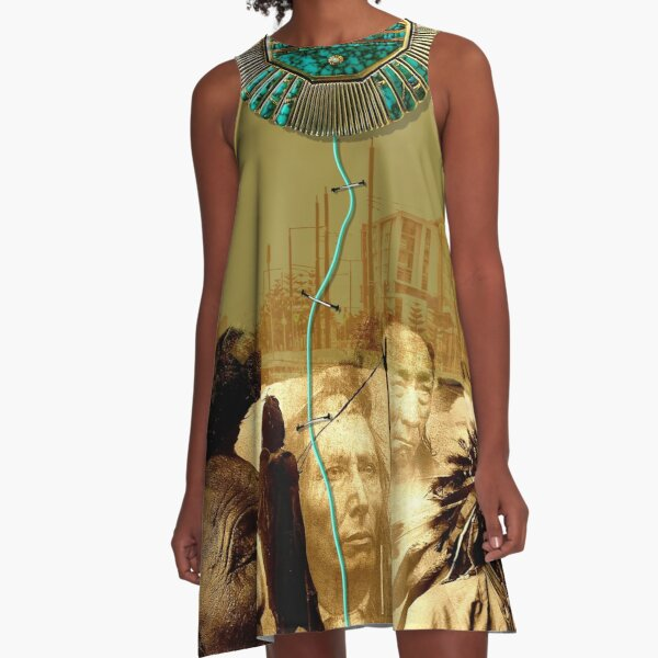 Day of reckoning A-Line Dress
