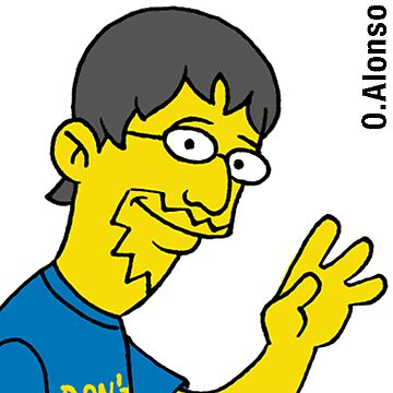 Simpsonized by OscarEA