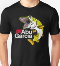 ABU GARCIA FISHING FOR LIFE LOGO Unisex T-Shirt
