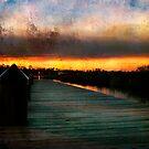 Smoky Sunset by Jonicool