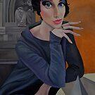 Lady Australia by Tatyana Binovskaya