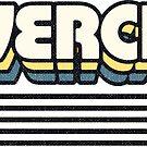 Beavercreek, Ohio | Retro Stripes by retroready