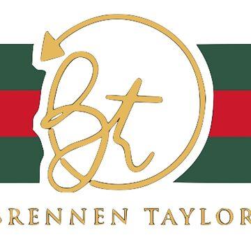 BRENNEN TAYLOR DESIGNER T-SHIRT & HOODIE by HartleyX