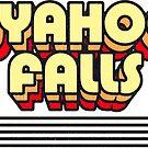 Cuyahoga Falls, Ohio | Retro Stripes by retroready