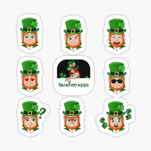 Irishmoji Magic Sticker Pack 2 Sticker