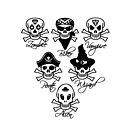 Skulls by bettinadreier75