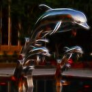Hong Kong Dolphins by Mike Butchart