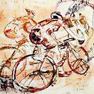 Tour de peterborough by Kay Clark