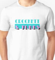 Crockett & Tubbs Unisex T-Shirt