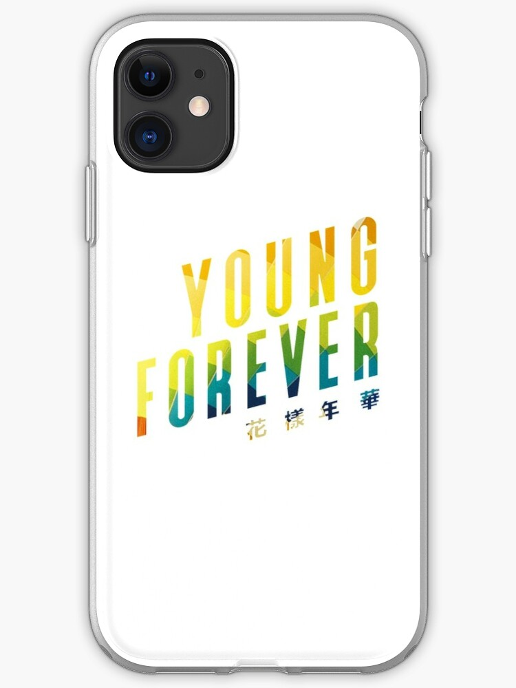 BTS logo 3 iphone case