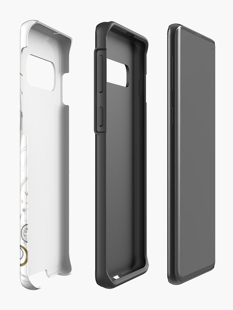 Alternate view of Synchronicity Case & Skin for Samsung Galaxy