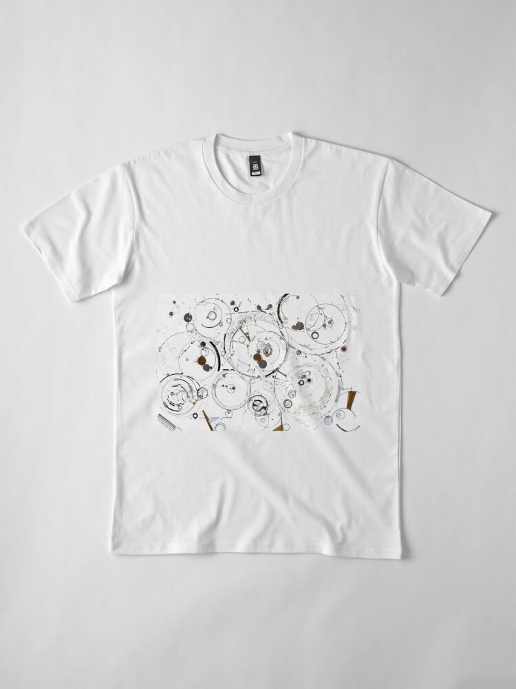 Alternate view of Synchronicity Premium T-Shirt