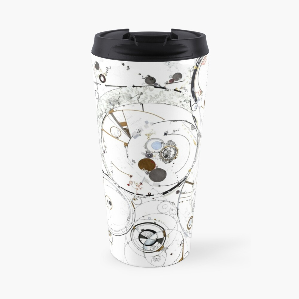 Synchronicity Travel Mug