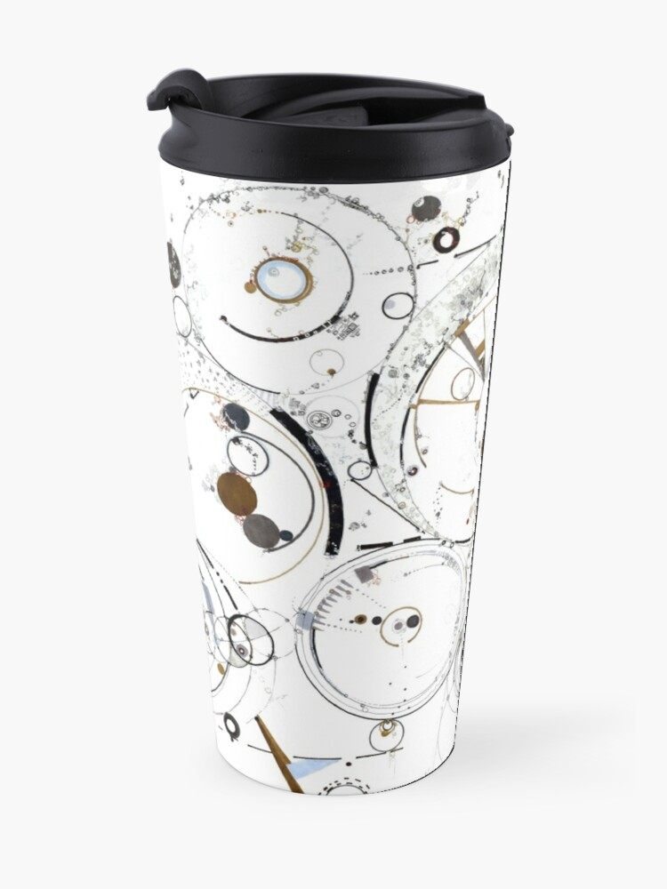 Alternate view of Synchronicity Travel Mug