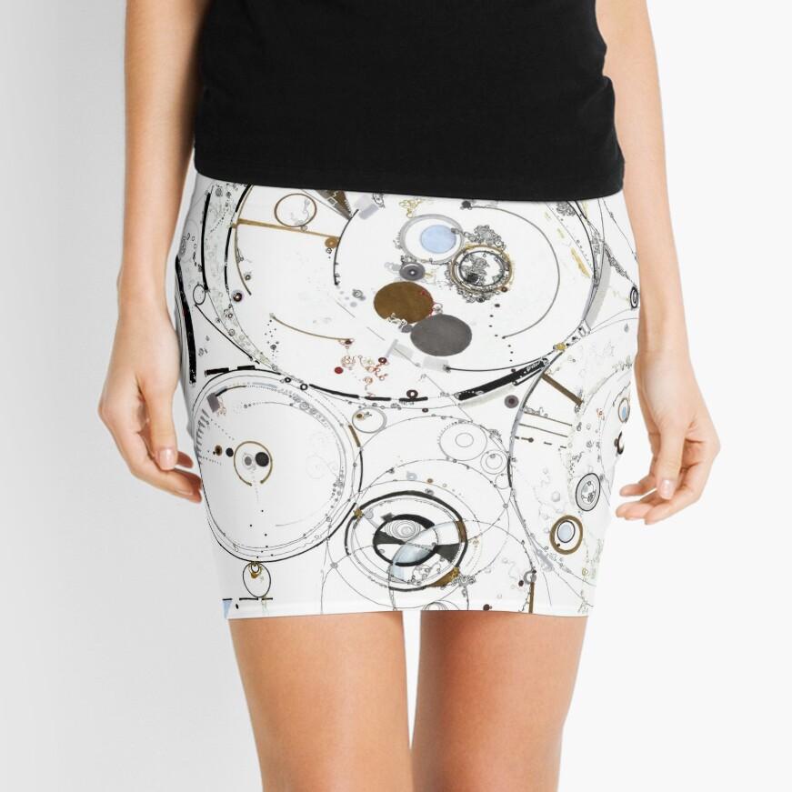 Synchronicity Mini Skirt