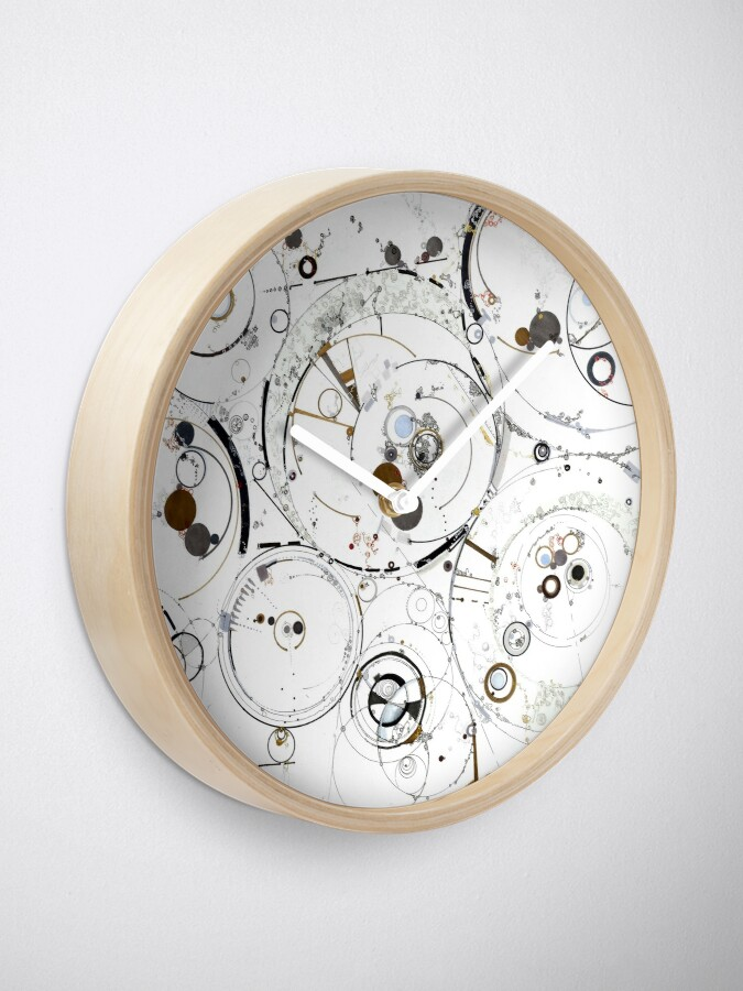Alternate view of Synchronicity Clock
