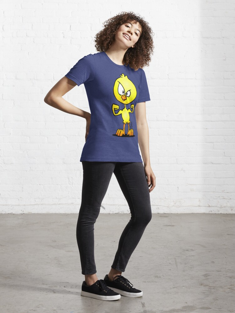 Alternate view of Chick power Essential T-Shirt
