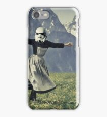 The Sound Of Yolo Trooper iPhone Case/Skin