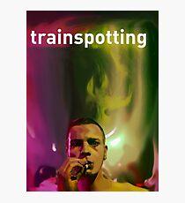 Trainspotting Photographic Print