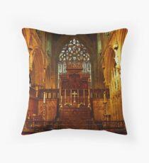 High Altar Throw Pillow
