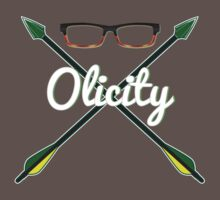 Olicity Shipper (Dark) | Women's T-Shirt