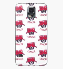 Funny Cancer Cat Horoscope Tshirt - Astrology and Zodiac Gift Ideas! Case/Skin for Samsung Galaxy