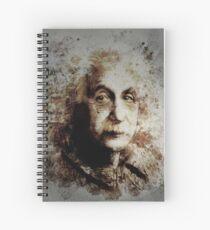 Cuaderno de espiral Einstein