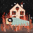 «Las plantas se hicieron cargo de mi casa» de carosurreal