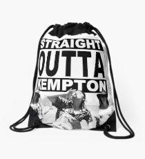 Straight Outta Kempton – Uni Revue Drawstring Bag