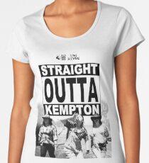 Straight Outta Kempton – Uni Revue Women's Premium T-Shirt