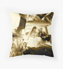 limo Throw Pillow