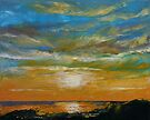 Hawaii Sunset by Michael Creese