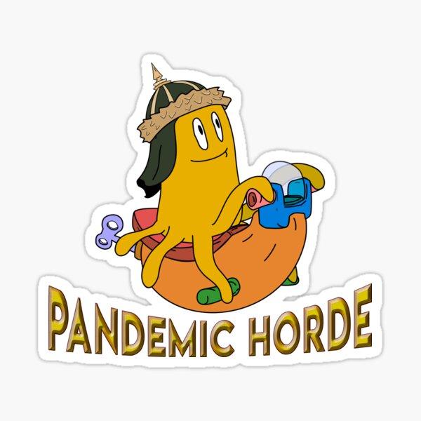 Eve Online - Pandemie-Horde Sticker